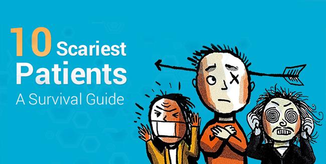 10 Scariest Patients: A Survival Guide